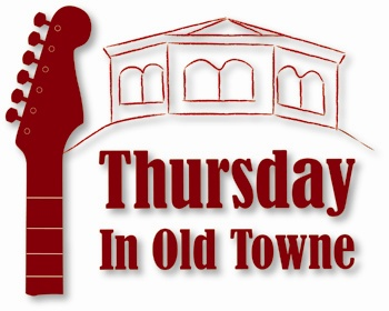 Thursday In Old Towne Logo